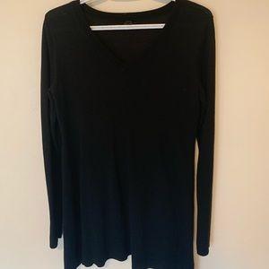Women's long sleeve sweater shirt